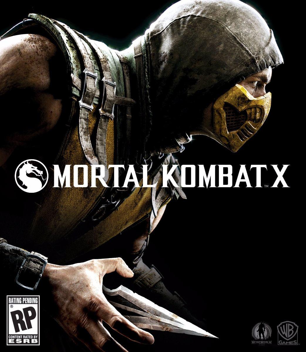 Mortal Kombat X PC Portada