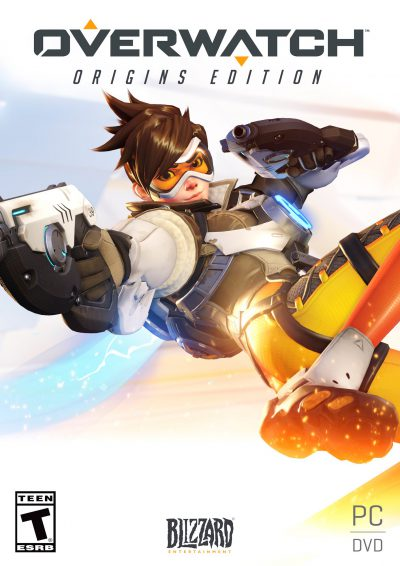 Overwatch Origins PC Portada