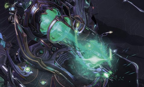 Starcraft 2 Legacy of the Void Collectors Edition PC 06