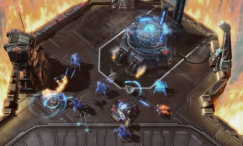 Starcraft 2 Legacy of the Void Collectors Edition PC 08