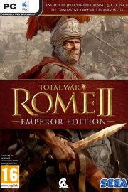 Total War Rome 2 Emperor Edition PC Portada