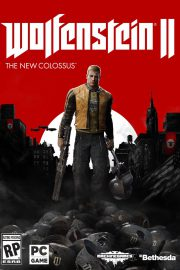 Wolfenstein 2 the new colossus PC Portada