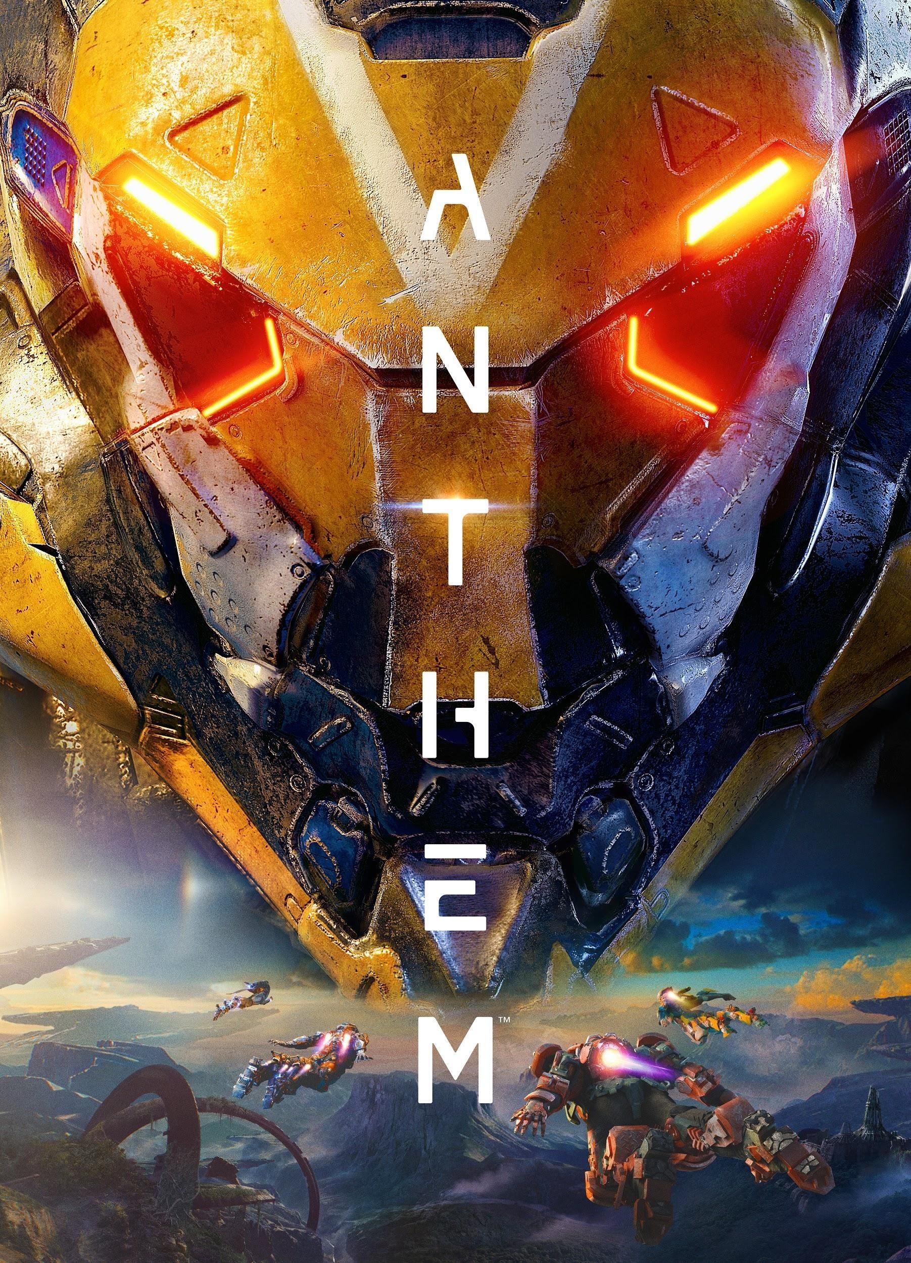 Anthem PC Portada