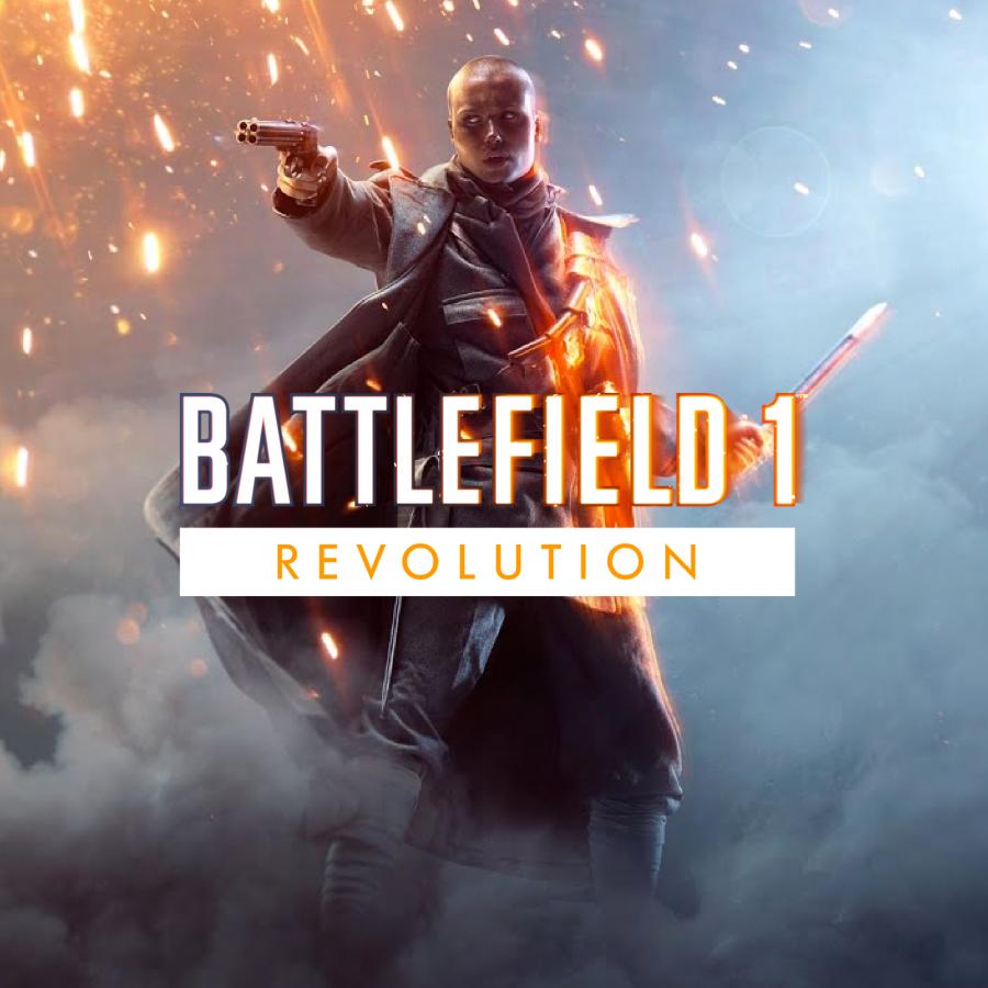 Battlefield 1 Revolution edition PC Portada