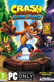 Crash Bandicoot N Sane Trilogy PC Portada