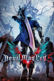 Devil May Cry 5 PC Portada