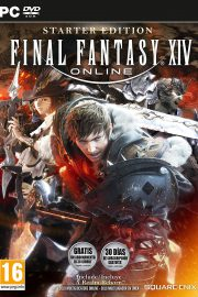 Final Fantasy XIV starter pack PC Portada