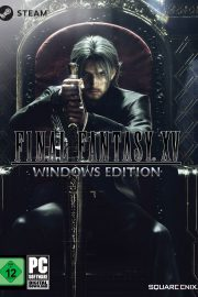 Final Fantasy XV windows edition PC Portada