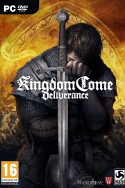 Kingdom Come Deliverance PC Portada