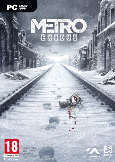 Metro Exodus day one edition PC Portada