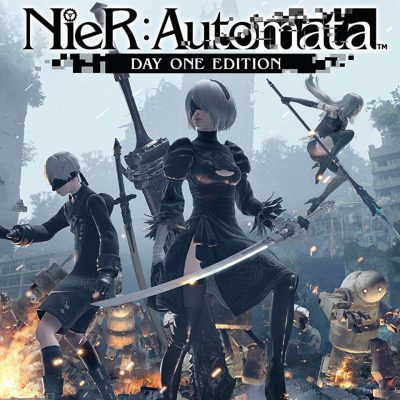 Nier Automata day one edition PC Portada