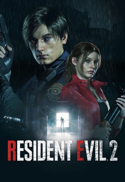 Resident evil 2 remake PC Portada
