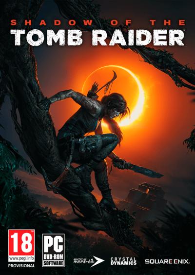 Shadow of the Tomb Raider st PC Portada