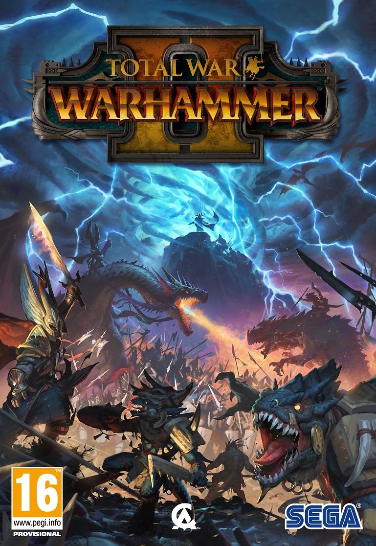 Total war Warhammer 2 PC Portada