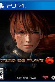 Dead or Alive 6 PS4 Portada