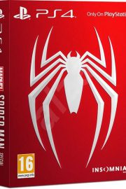 Marvels Spiderman Special Edition PS4 Portada