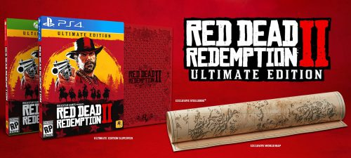 Red Dead Redemption 2 Ultimate Edition PS4 03