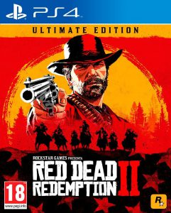 Red Dead Redemption 2 Ultimate Edition PS4 Portada