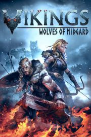 Vikings Wolves of Midgard PC Portada
