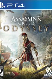 Assassins Creed Odyssey PS4 Portada
