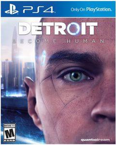 Detroit Become Human PS4 Portada