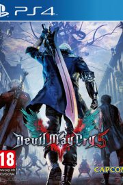 Devil May Cry 5 PS4 Portada