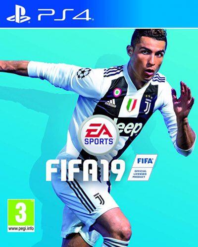 Fifa 19 PS4 Portada