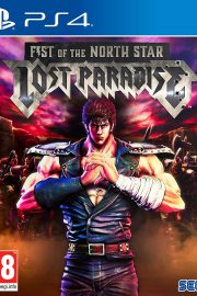 Fist of The North Star Lost Paradise PS4 Portada