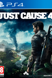Just Cause 4 PS4 Portada