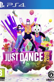 Just Dance 2019 PS4 Portada
