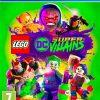 Lego DC Super Villanos PS4 Portada