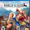 One Piece World Seeker PS4 Portada