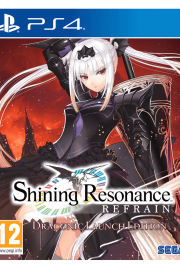 Shining Resonance Refrain Draconic Launch Edition PS4 Portada