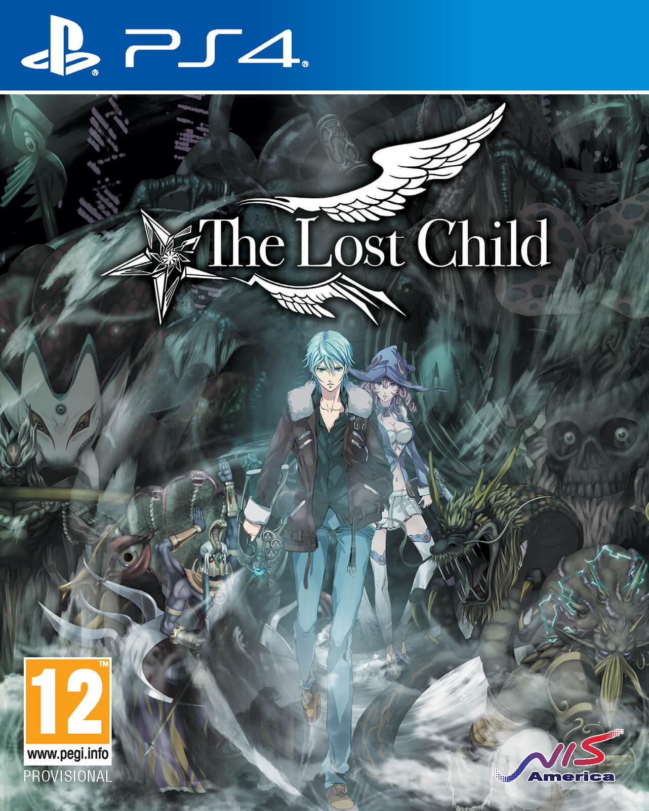 The Lost Child PS4 Portada