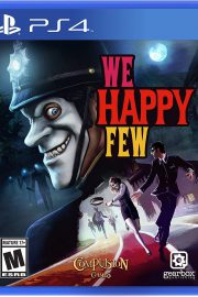 We Happy Few PS4 Portada