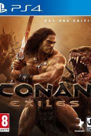 Conan Exiles PS4 Portada