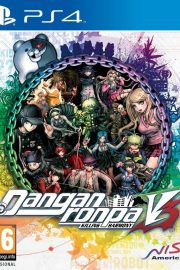 Danganronpa V3 Killing Harmony PS4 Portada