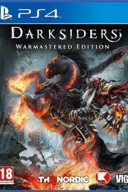 Darksiders Warmastered Edition PS4 Portada