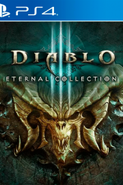 Diablo III Eternal Collection PS4 Portada