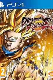 Dragon Ball Fighter Z PS4 Portada