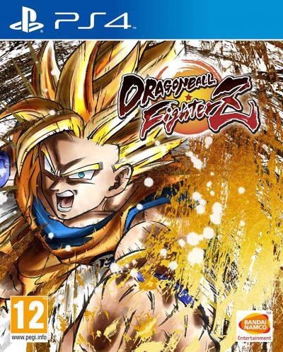 Dragon Ball Fighter Z PS4 Portada