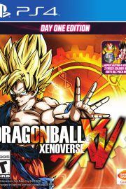 Dragon Ball Xenoverse PS4 Portada