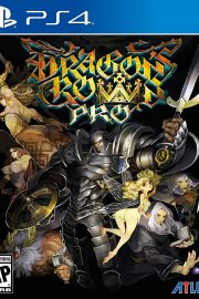 Dragons Crown Pro Day One PS4 Portada