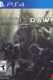 Earths Dawn PS4 Portada