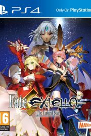 Fate/Extella The Umbral Star PS4 Portada