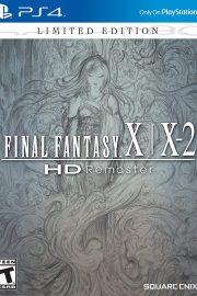 Final Fantasy X/X-2 Remaster Limited Edition PS4 Portada