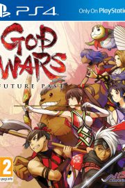 God Wars Future Past PS4 Portada