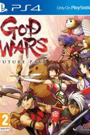 God Wars Future Past PS4 Portada