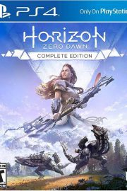 Horizon Zero Dawn Complete Edition PS4 Portada