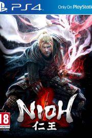 Nioh PS4 Portada